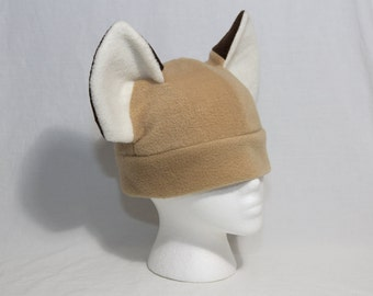 Spotted Hyena Hat Without Mane