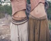 Coconut Belt/Waist Beads ~ Necklace/Braclet/Belt