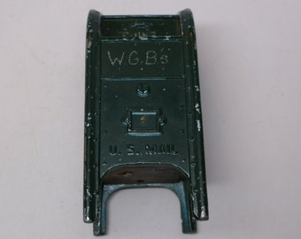 Vintage US Mail Bank