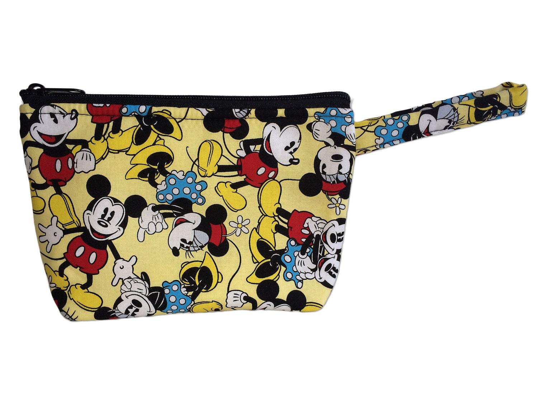Minnie mouse makeup bag