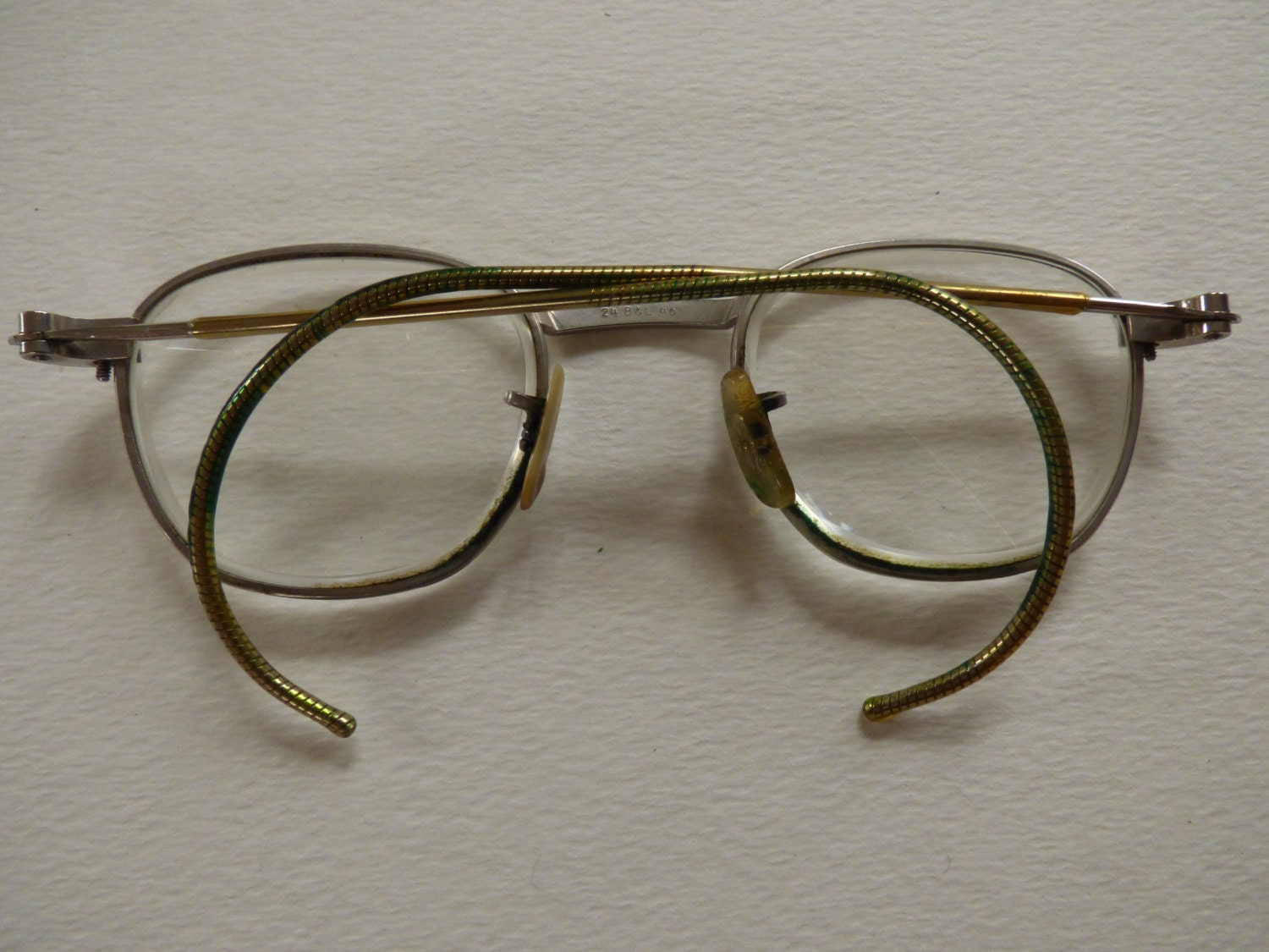 Vintage Wire Rim Glasses