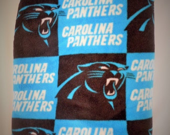 Panthers Fleece Blanket - Extra Large