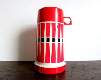 Vintage Mod Thermos