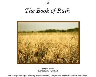 Bible Reading: The Book of Ruth