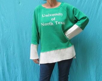 UNT  - Love My Game Dress Pullover Sweatshirt