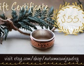 Instant Gift - Gift Certificate