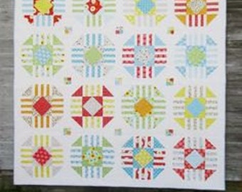 Vintage Quilt Pattern By Cluck Cluck Sew