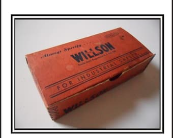 Willson Safety Goggles Box