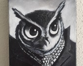 Regency Great Horned Owl 2009