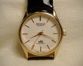 Vintage 1970s Advance Quartz Watch