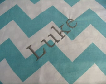 Add a name to any Carseat Canopy Cover or Blanket or Armpad