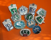 Sport theme Pins - You will get all 12 pins