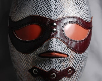 Buffalo Bill Wrestling Lucha Libre Style Mask mardi gras
