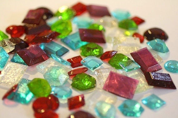 Edible Jewels For Cake Decorating