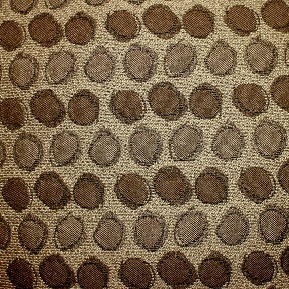 Decorative Brown Beige Modern Circles Throw Pillow Cover Euro Sham 26x26 24x24 22x22 20x20 18x18 16x16