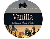 Whipped Soybean Body Lotion VANILLA