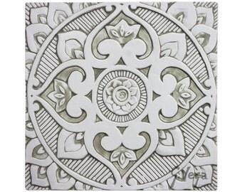 Decorative Wall Tiles decorative tiles | etsy