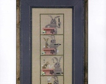 Bent Creek: Easter Surprise - a Photobooth Cross Stitch Kit
