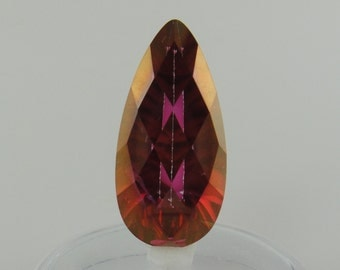 S21- Large Lilac Frost Topaz- 25x12x10-  20.33 ct.