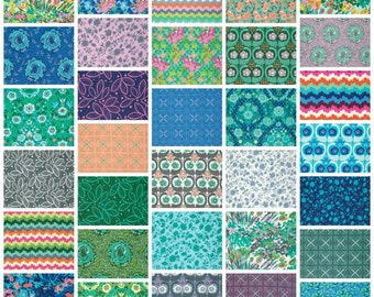Violette Fat Quarter Collection by Amy Butler