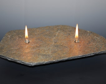 Flagstone Oil Candles
