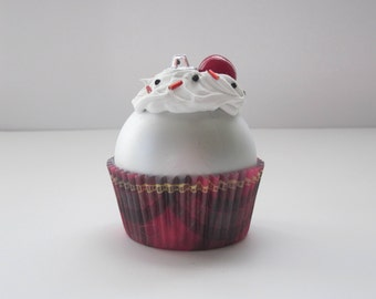 Cupcake Ornaments / Christmas Ornaments