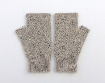 Fingerless Gloves, Wool Gloves, Women's Gloves, Fingerless Mittens, Autumn Accessories