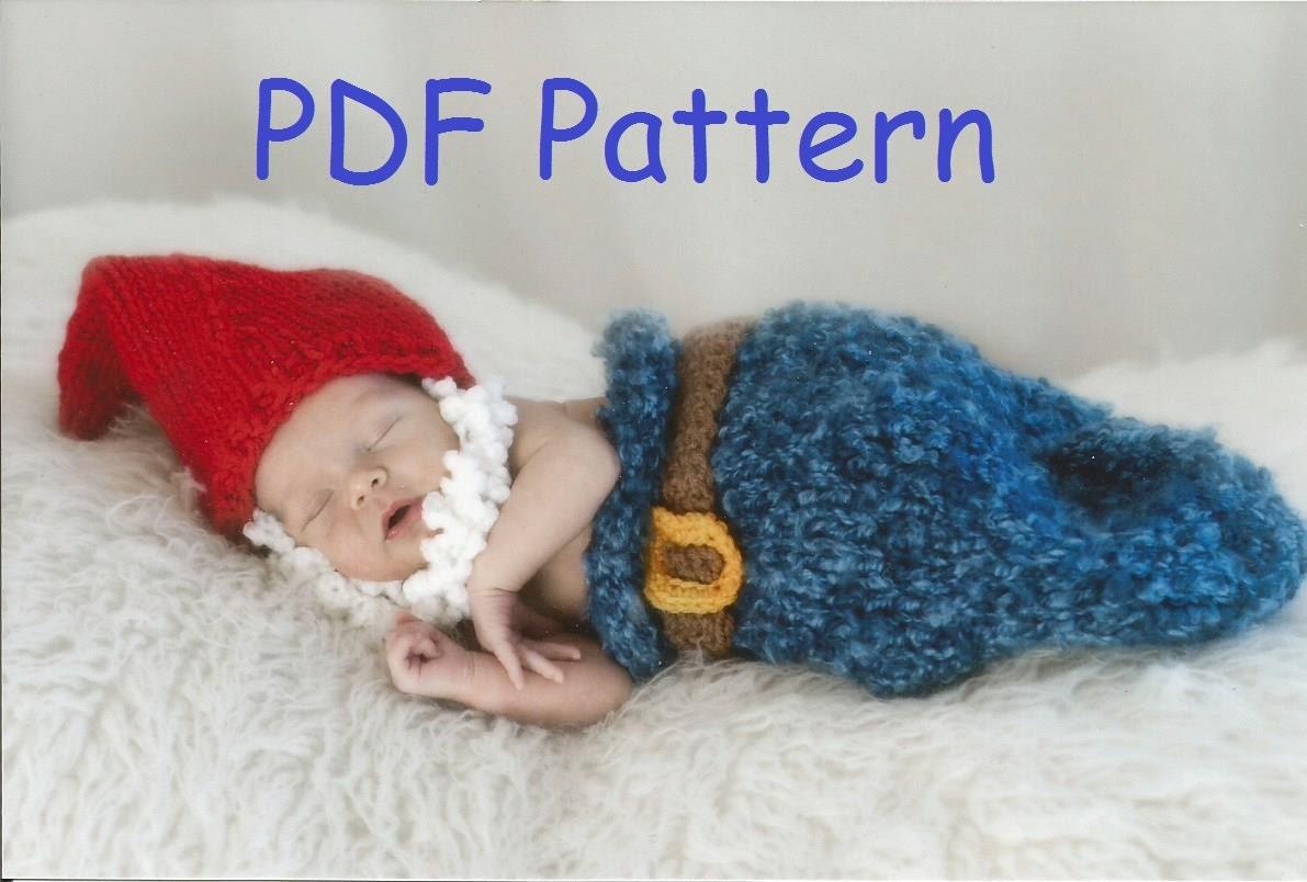 Baby Gnome: Baby Gnome Set PDF Pattern