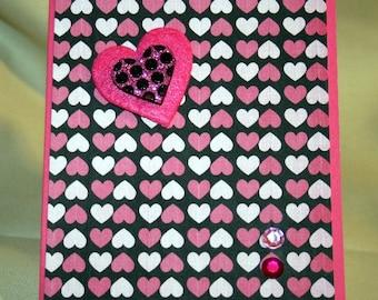 Sweet Heart Birthday Card  20140176