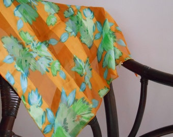 Small square scarf, 50% OFF