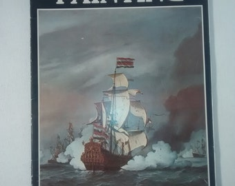 Marine Painting Portfolio , Posters and Prints, Coastal , Boats , RICHARD CALVOCORESSI  , 1978
