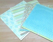 Crate Paper Birdie Collection 8 Sheets 2 of each design