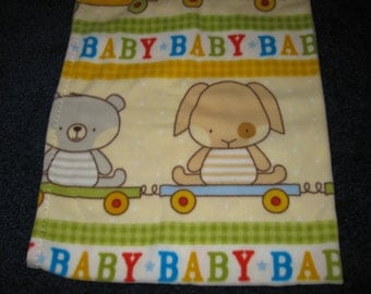 Micro Fleece Baby Blanket Throw