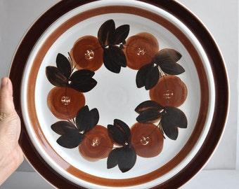 """SALE! Arabia """"Rosmarin"""" Platter by Ulla Procope"""