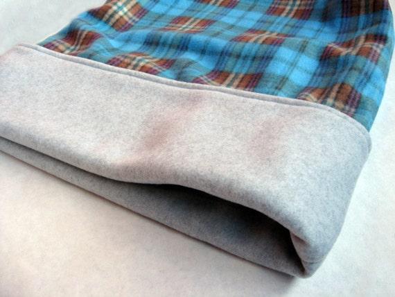 Dog Or Cat Burrow Bag Sleeping Bag Snuggle Sack Blue Aqua