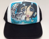 Moana- Love of the Honu-  A JoNerZ Trucker Hat