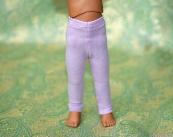 BJD Clothes Lavender Leggings For YoSD
