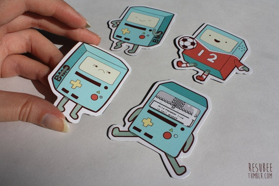 BMO Adventure Time Magnets