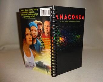Anaconda VHS Box Notebook