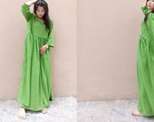 Women Long dress linen  Maxi dress
