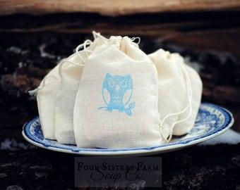 Baby Shower Favors, Owl Baby Shower, Blue Owl, Owl Favors, Owl Birthday Favors, Soap Favors, Boy Baby Shower, Baby Owl