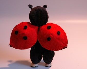 Ladybird - Nature Table - Waldorf Inspired