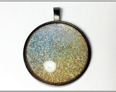 CLEARANCE | Holographic Glitter Nail Polish Pendant