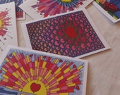 LOVE AND LIGHT Cards,Original Designs by Tildon Humphrey, All Occasion