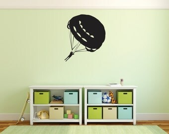 Fun Skydiving Wall Decal