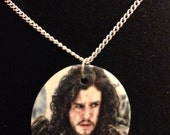 Jon Snow Necklace