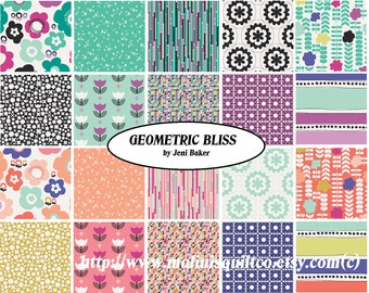 AGF Geometric Bliss - Complete FQ bundle - SALE
