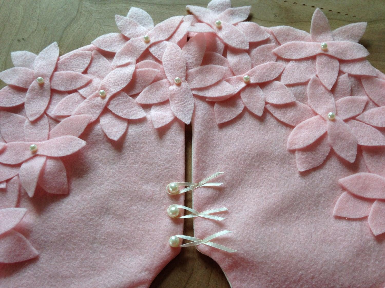 Tree Skirt Pink 107
