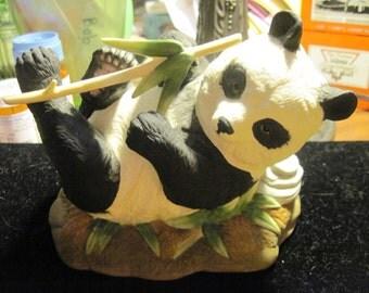 Andrea Ceramic Panda Bear Figurine #2996