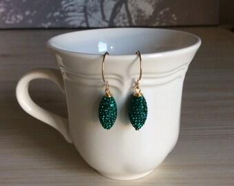 Gorgeous Emerald Earrings